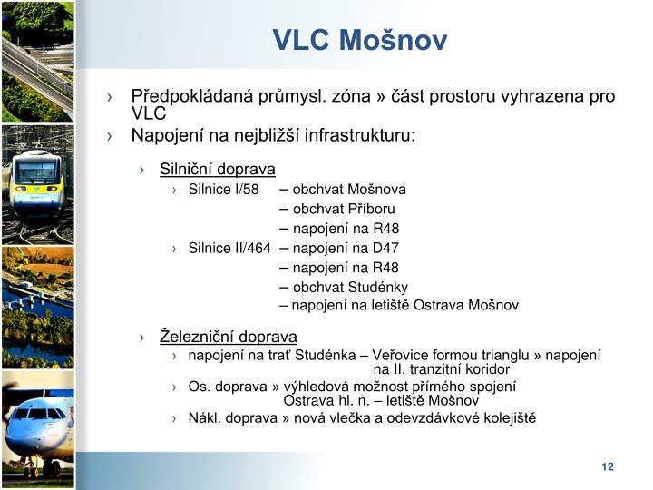 VLC Mošnov