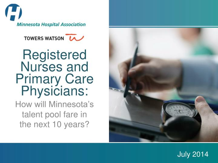 registered nurses and primary care physicians