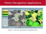pattern recognition applications6