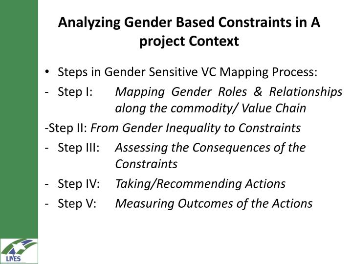 gender analysis of bonanza Inequalityorg is your online portal to data, analysis, and commentary on income and wealth inequality you'll find on these pages information and insights that can help you better understand our deeply unequal world — and how we can work to change it.