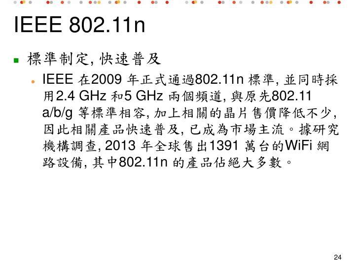 IEEE 802.11n