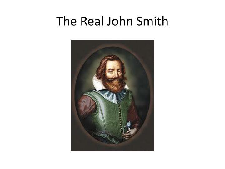 The Real John Smith