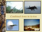 combined arms in action