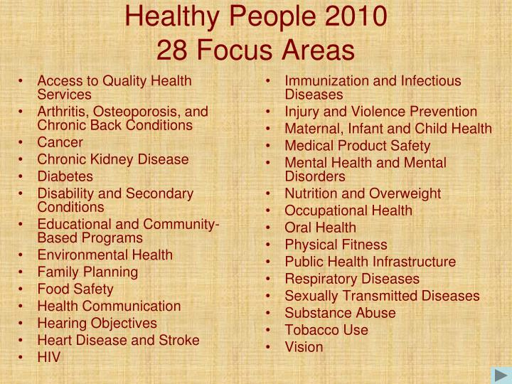 Access to Quality Health Services