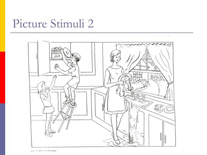 Picture Stimuli 2