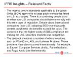 ifrs insights relevant facts1