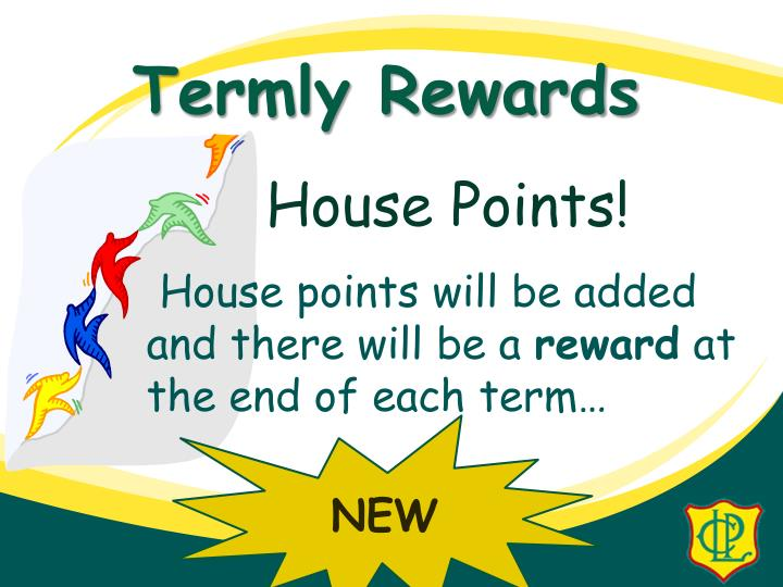 House Points!