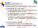 egee www eu egee org