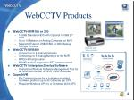 webcctv products