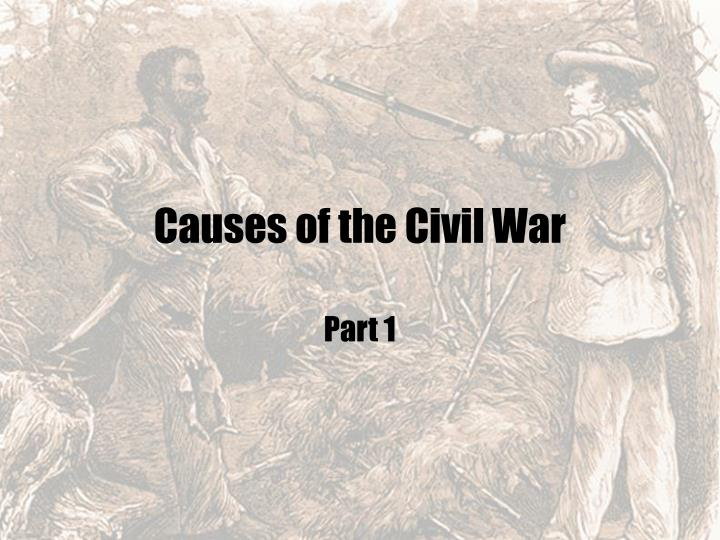 what caused the civil war in Civil war causes hey study play what are the 3 main causes of the civil war slavery, sectionalism, secession/states rights what was the main cause of the civil war.