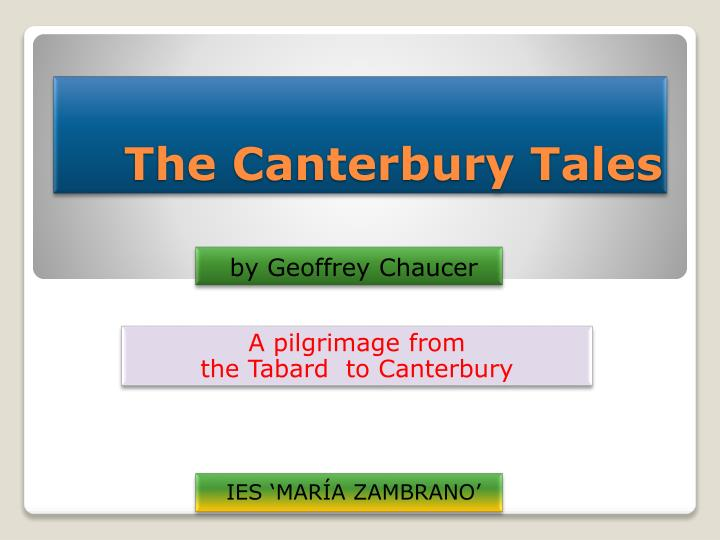 the canterbury tales themes motifs symbols Learn about the different symbols such as springtime and flowers in the canterbury tales and how they the canterbury tales | symbols quotes themes.
