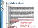 compilador javascript4