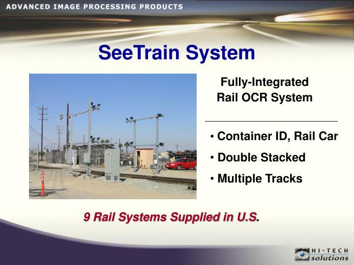 SeeTrain System