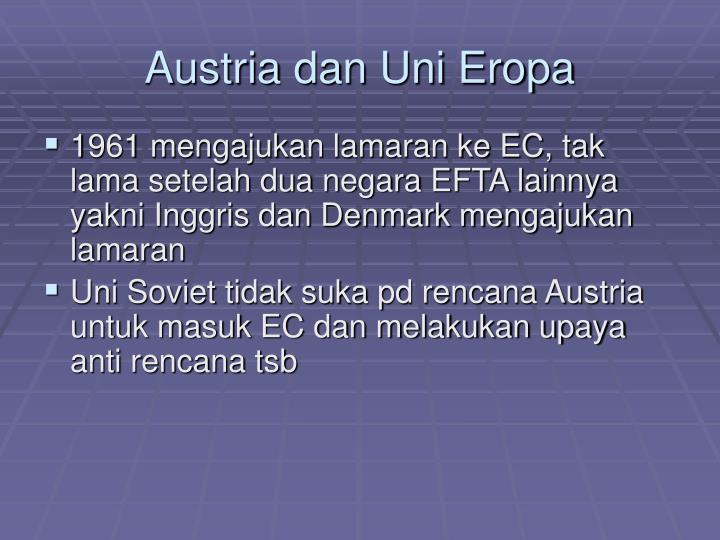 Austria dan uni eropa1