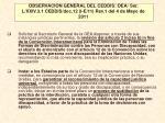 observacion general del ceddis oea ser l xxiv 3 1 ceddis doc 12 i e 11 rev 1 del 4 de mayo de 20111