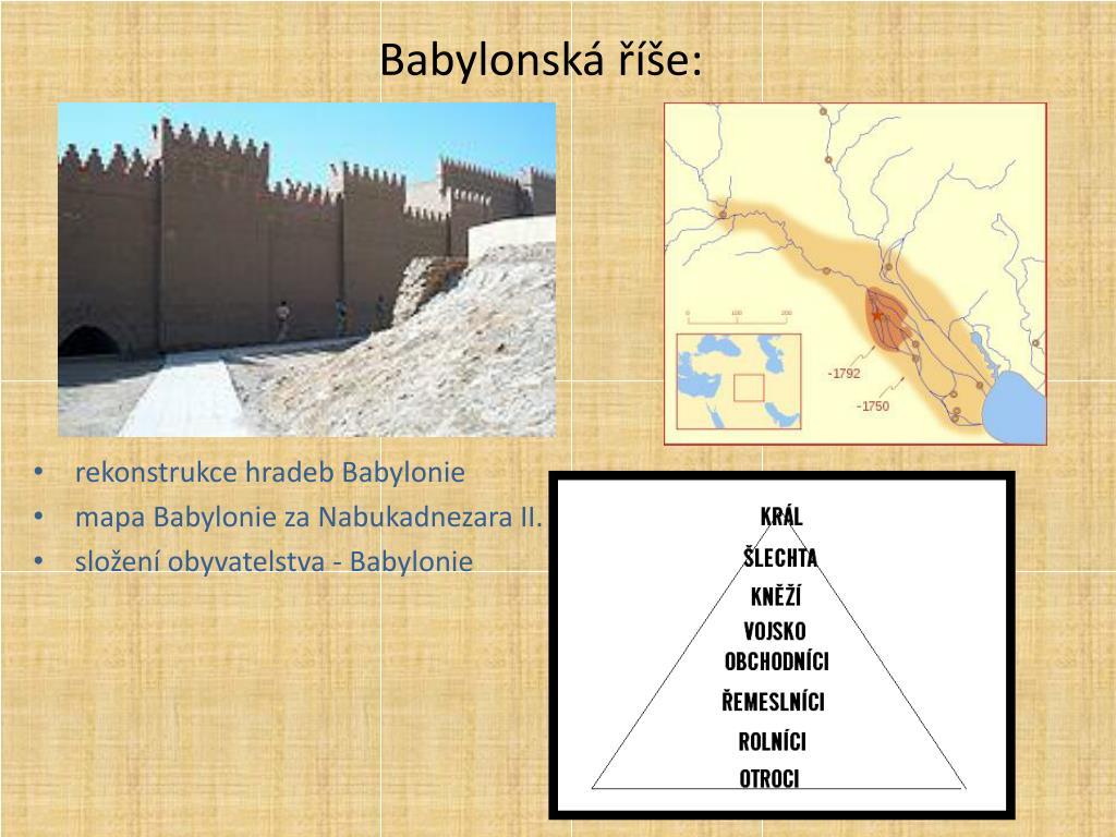 Babylonská říše