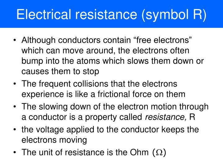 Perfect Symbol For Electrical Resistance Gift Schematic Diagram