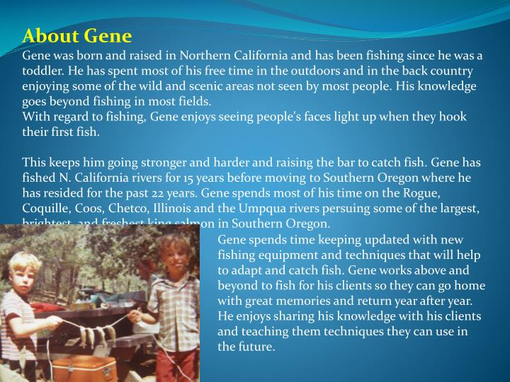 About Gene