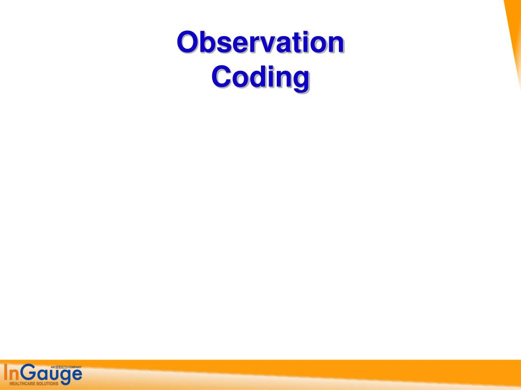 PPT - Getting It Right the First Time Coding and Documentation