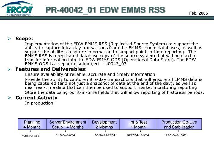 PR-40042_01 EDW EMMS RSS