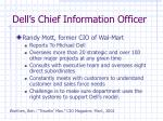 dell s chief information officer