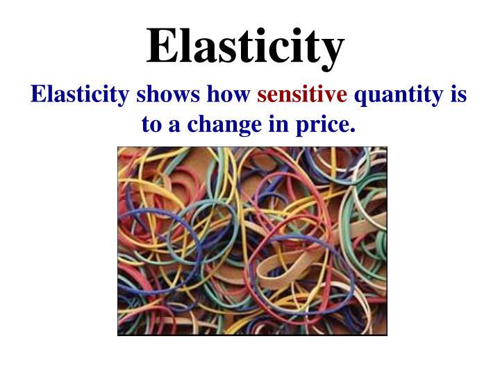 Elasticity1