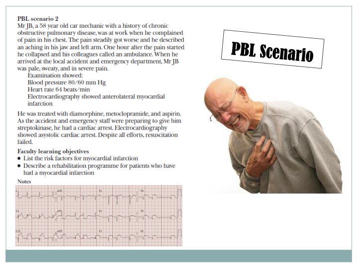 PBL Scenario