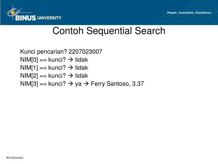 Ppt Algoritma Searching Pertemuan 13 Powerpoint Presentation Id