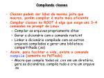compilando classes