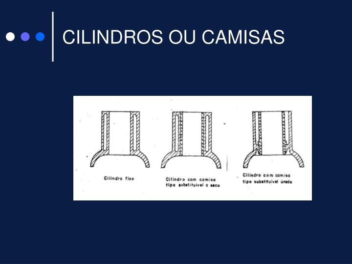 CILINDROS OU CAMISAS
