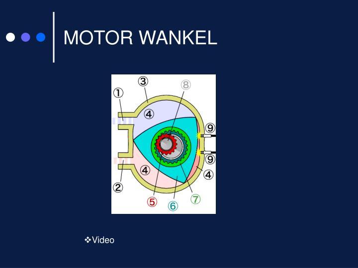MOTOR WANKEL