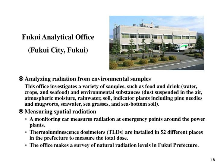 Fukui Analytical Office