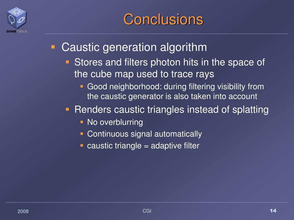 PPT - Caustics Triangles on the GPU PowerPoint Presentation - ID:7083815