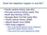 does fish depletion happen in real life