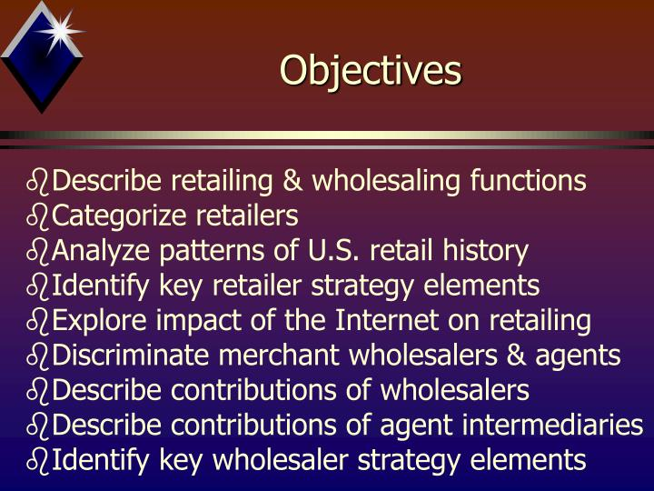 key elements of retail strategy