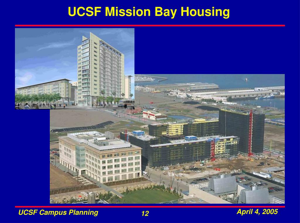 PPT - UCSF Sites PowerPoint Presentation - ID:7085303