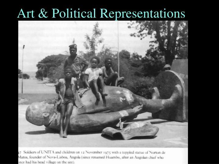 Art & Political Representations