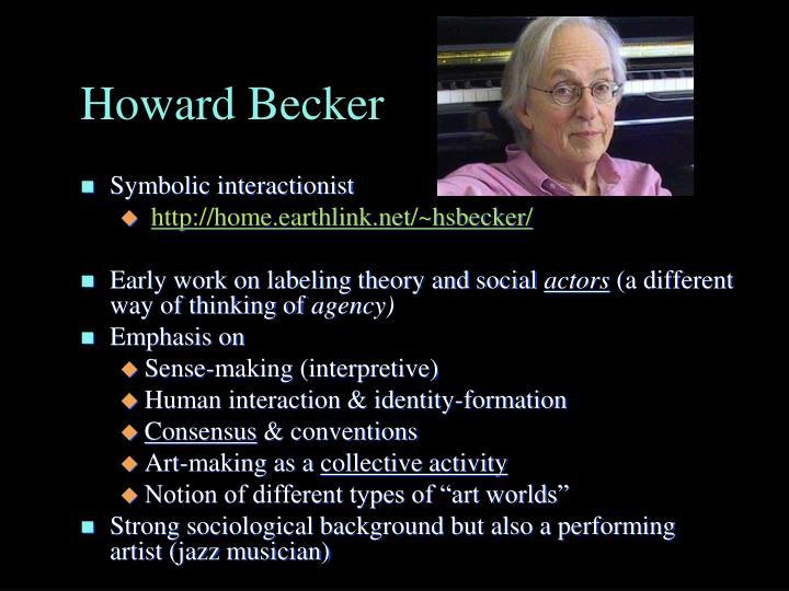 Howard Becker