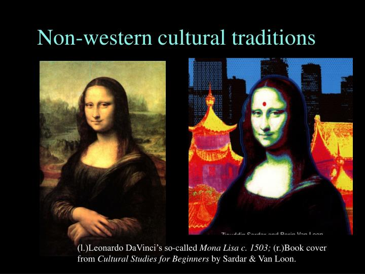 Non-western cultural traditions