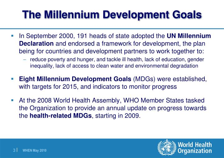 towards suistaining mdg progress As the 2015 target date nears for achieving the millennium development progress towards meeting the mdgs for and inclusive sustainable development.