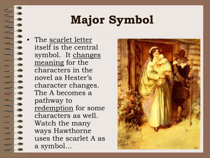 Major Symbol