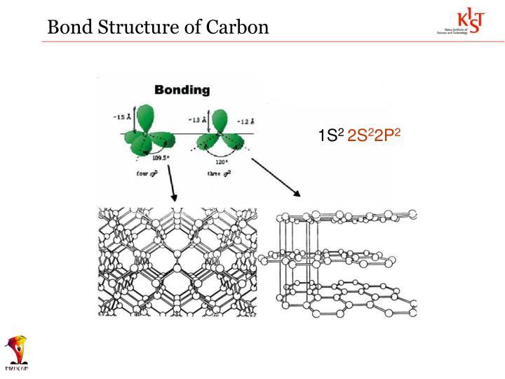 Bond Structure of Carbon