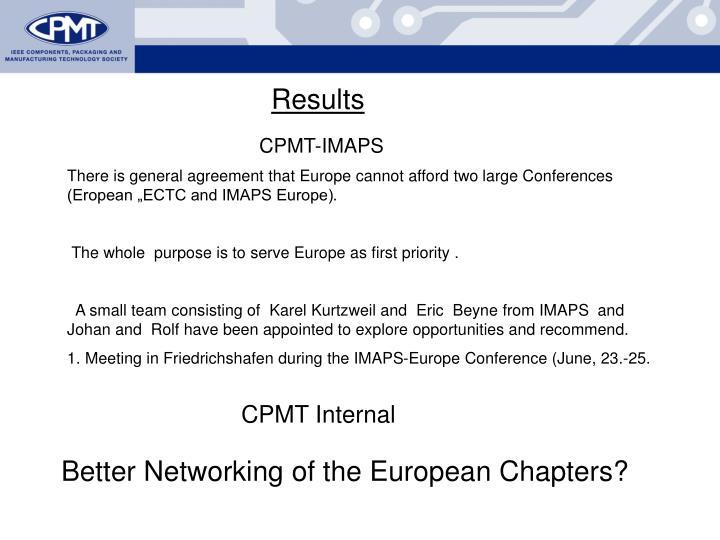 CPMT Internal