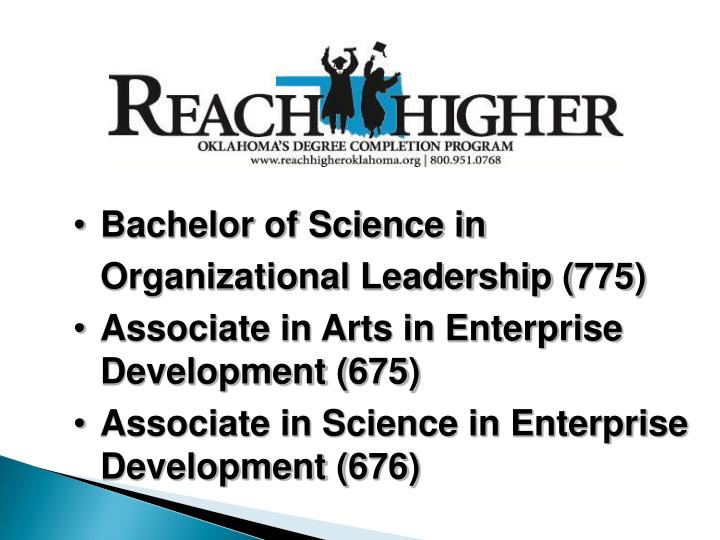 Bachelor of Science in
