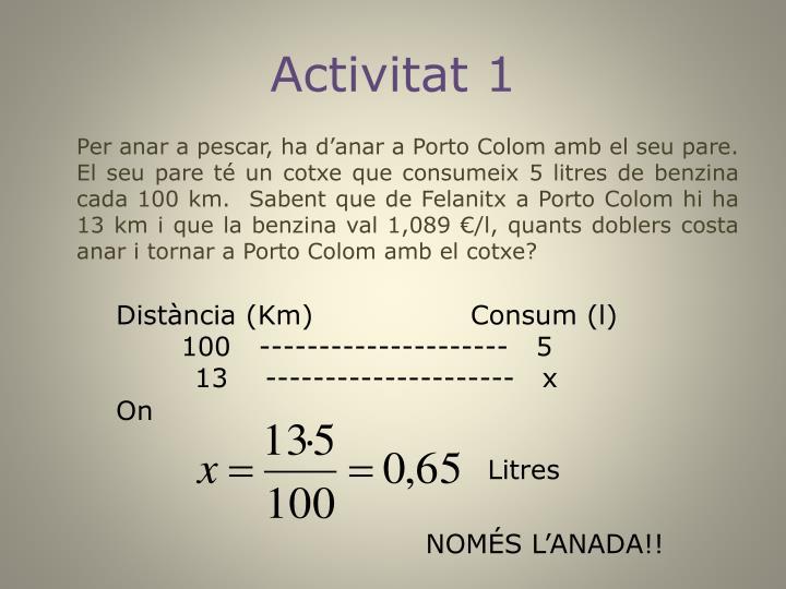 Activitat 1
