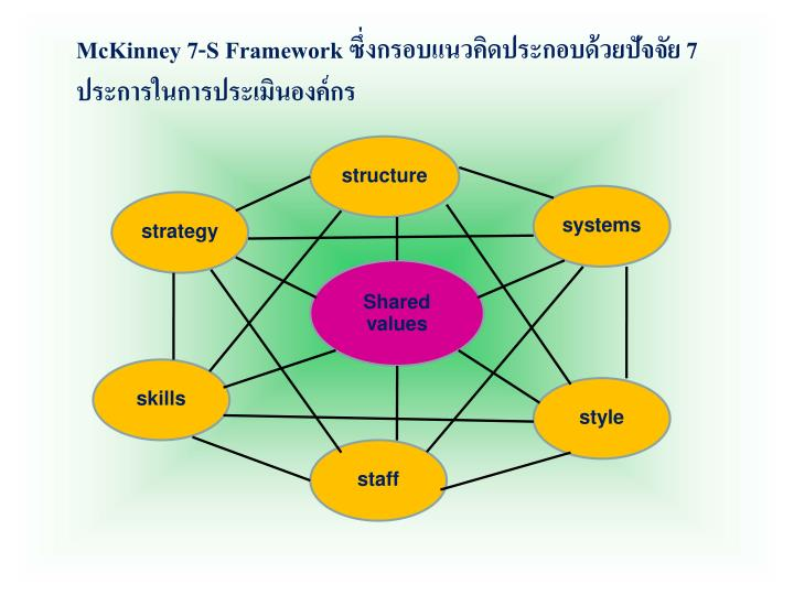 McKinney 7-S Framework