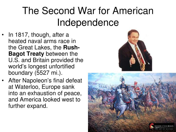 The Second War for American Independence