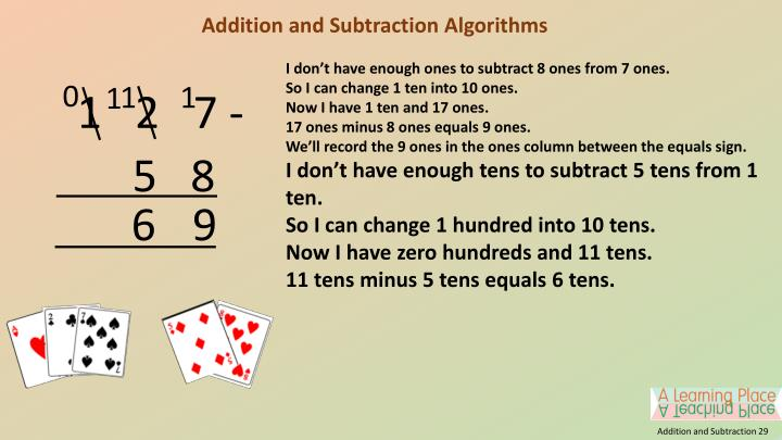 PPT - Addition and Subtraction 29 PowerPoint Presentation