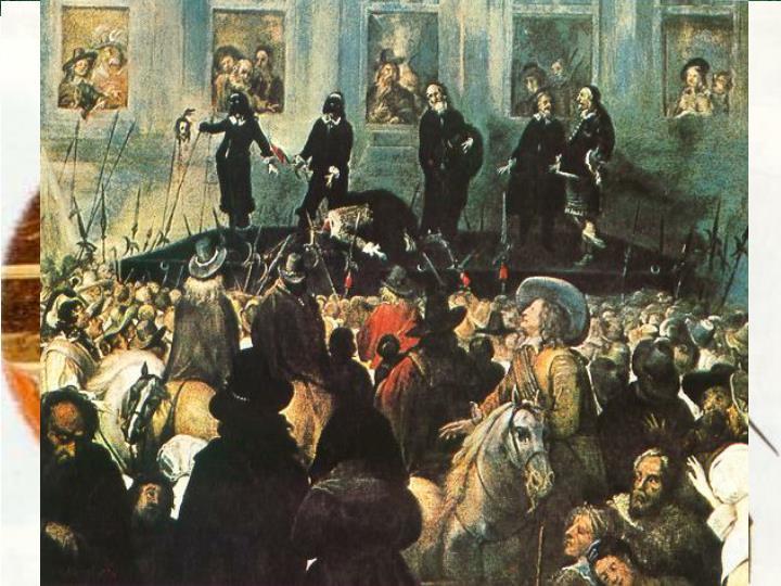 英  国  资  产  阶  级  革  命