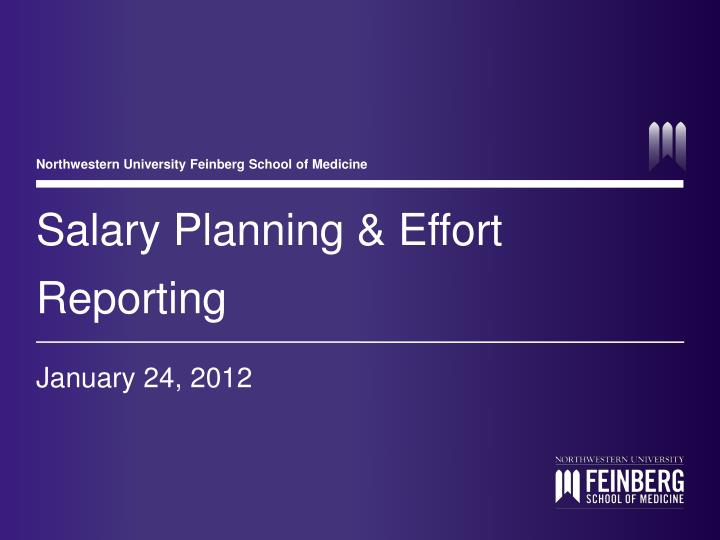 salary planning effort reporting n.